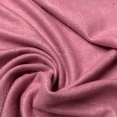 Rose Bamboo Hemp Fleece