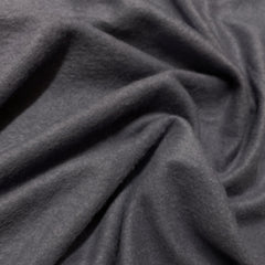 Lavender Gray Bamboo Hemp Fleece