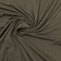Dark Earth Bamboo/Spandex Jersey - 200 GSM - Nature's Fabrics
