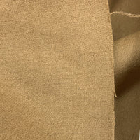 Camel Brushed Merino Wool/Cashmere Coating