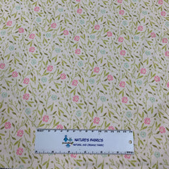 Spring Meadow on 1 mil PUL - Made in the USA