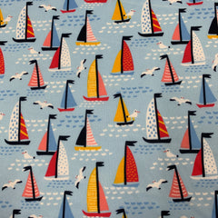 Sail Away 1 mil PUL - Made in the USA
