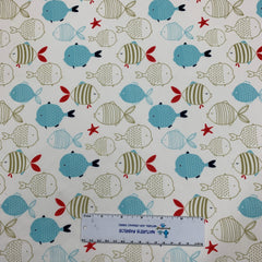School of Fish 1 mil PUL - Made in the USA