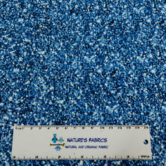Sapphire Glitter 1 mil PUL - Made in the USA