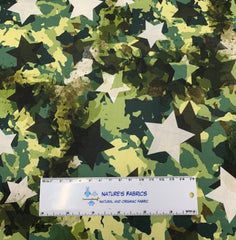 Starry Camo 1 mil PUL - Made in the USA