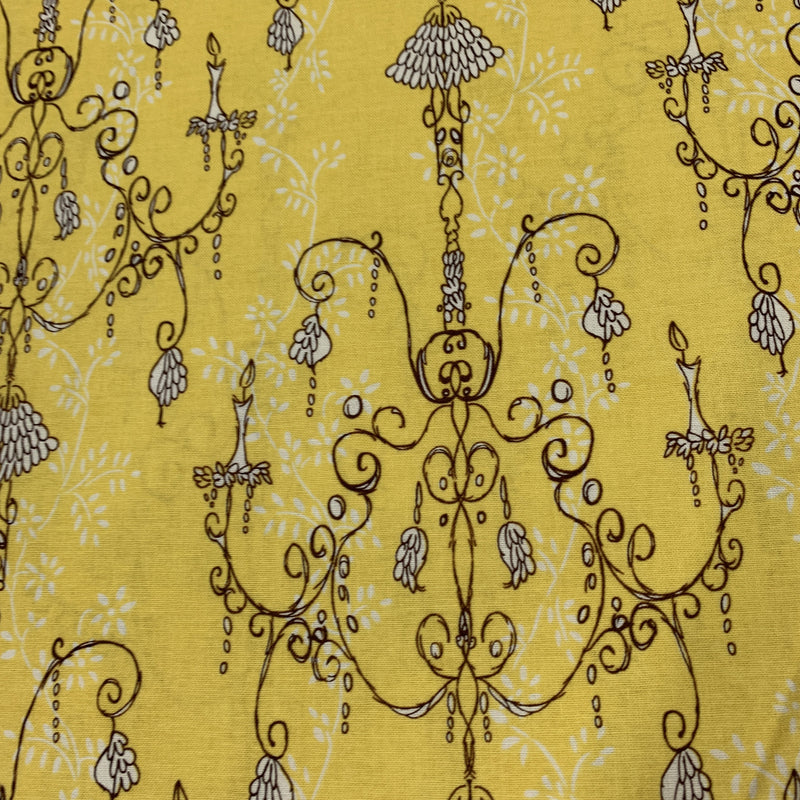 Chandelier Lace 100% Cotton Woven
