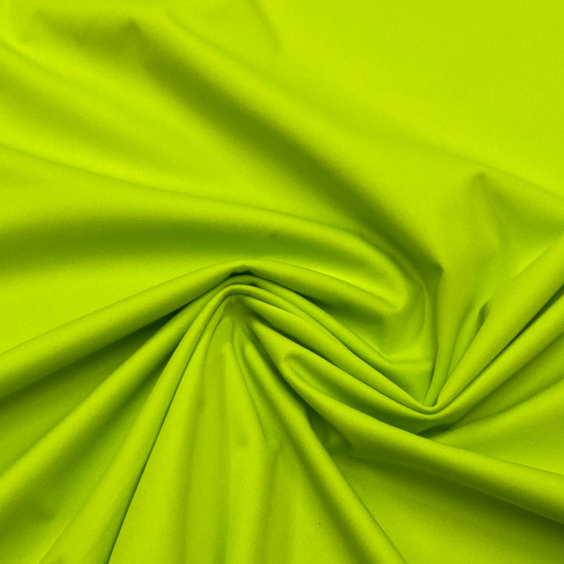 Lime Custom DWR 1 mil PUL - Made in the USA