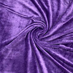 Park Purple Bamboo Velour