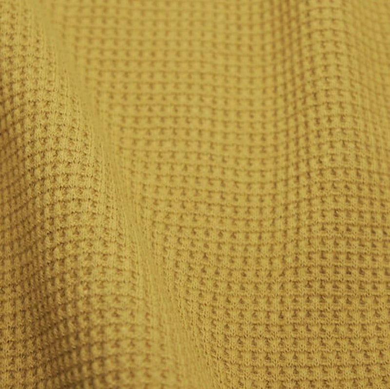 Honey Organic Cotton Thermal - Grown in the USA