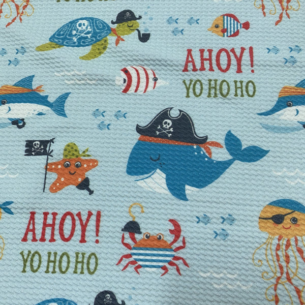 Ahoy Mate on Bullet Knit