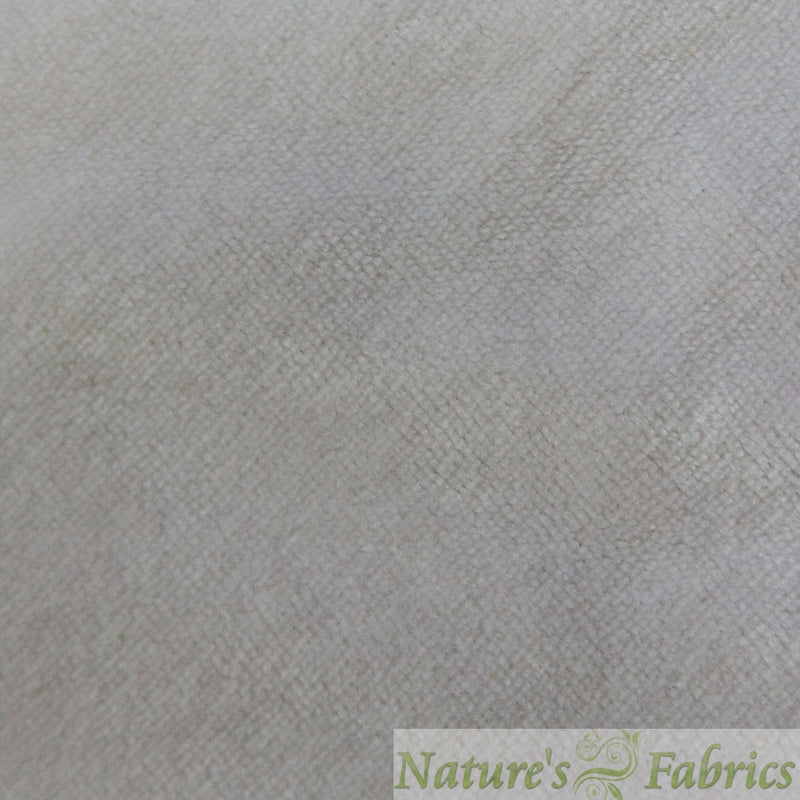 Heavy Natural Bamboo Velour - 340 GSM