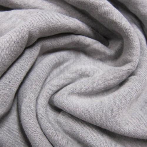 Charcoal Bamboo Fleece - 340 GSM, $12.27/yd, 15 Yards