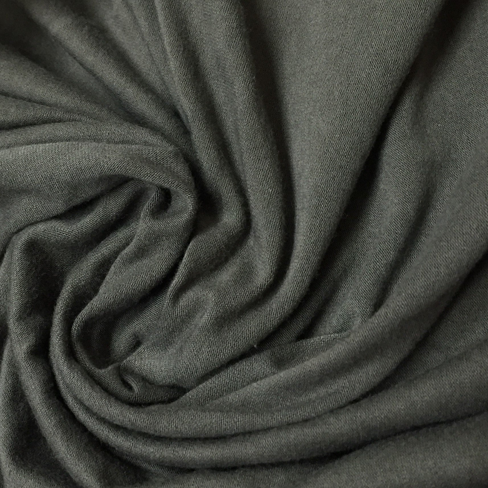 cca27e0e34f Darkest Gray Hemp Stretch Jersey | Nature's Fabrics