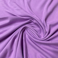 Lilac Cotton Interlock