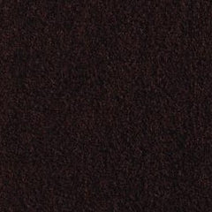 Chocolate 97% Merino Wool, 3% Spandex, Organic Wool Interlock Blend -Felted 28