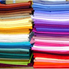Cotton Velour, 50 Yards Your Choice of Color