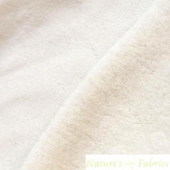 Organic Cotton Sherpa,