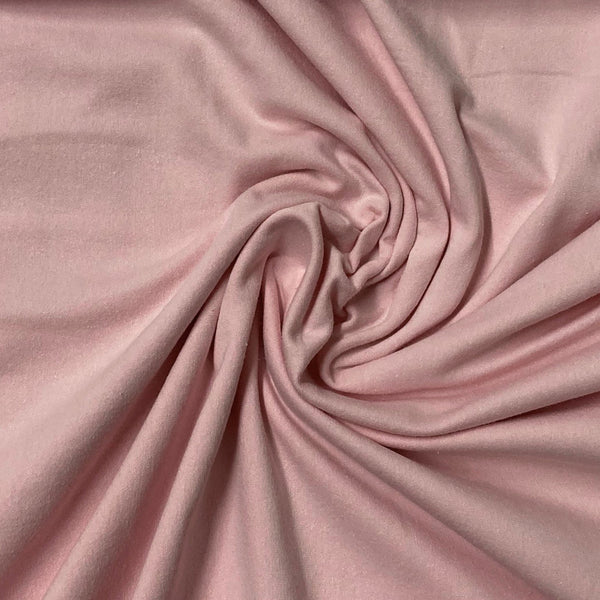 Dark Blush Cotton/Spandex Jersey - Nature's Fabrics