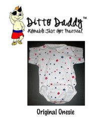 Ditto Daddy Original Snap Shirt Pattern
