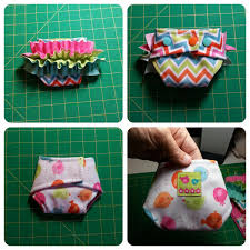 Rocket Bottoms Dolly Diaper