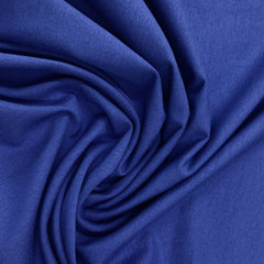 Egyptian Blue Rayon/Spandex Jersey