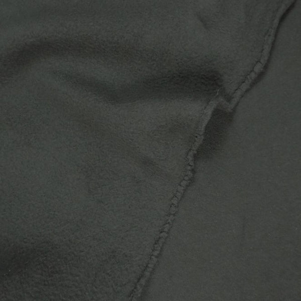 Graphite Organic Cotton Fleece