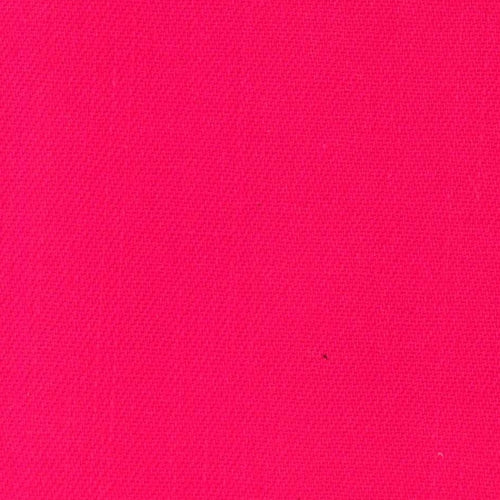 Fuchsia Cotton Denim