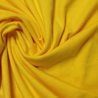 Goldenrod Bamboo Stretch Fleece