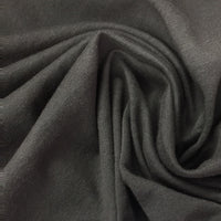 Graphite Organic Cotton/Spandex Jersey - Grown in the USA