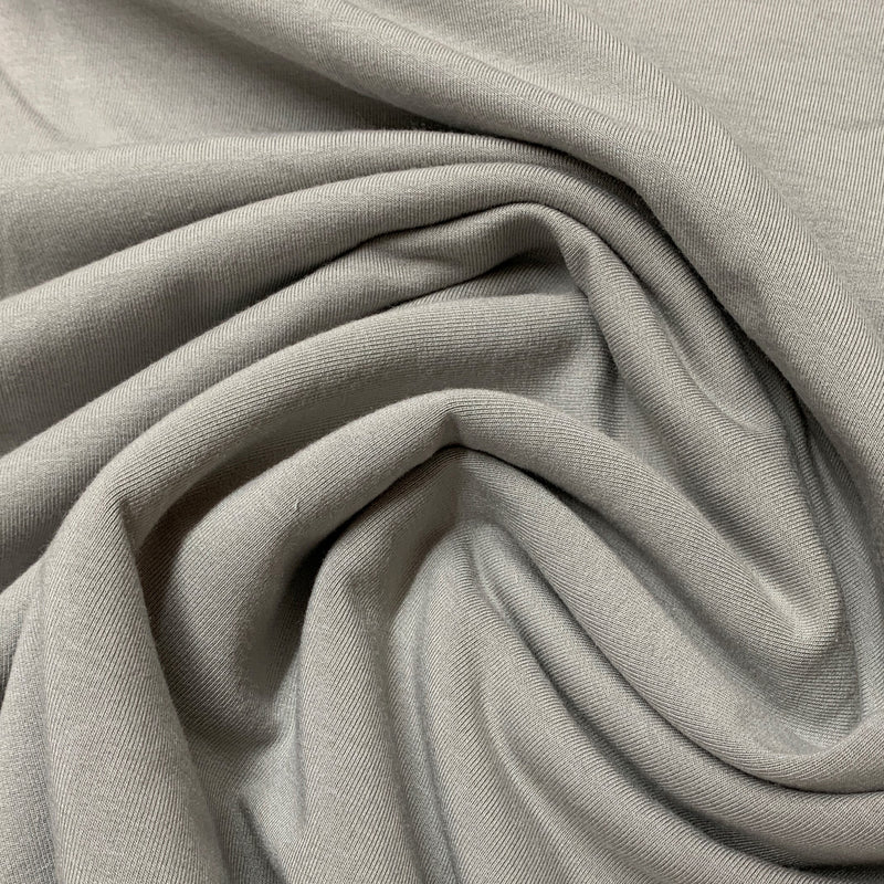 Gray Flint Bamboo Stretch Fleece