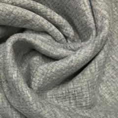 Gray Heather Cotton Thermal