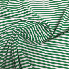 Green and White 1/8