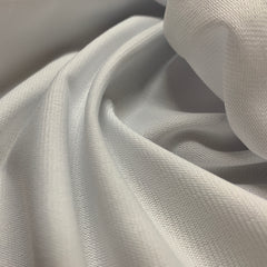 White Suedecloth