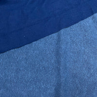 Denim Bamboo Hemp Fleece