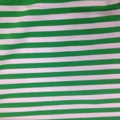 Green and White 3/8