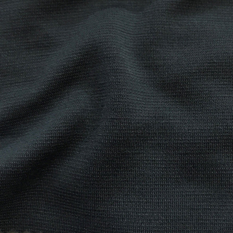 Nickel Merino Wool Ponte Di Roma