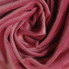 Rosette Cotton Velour