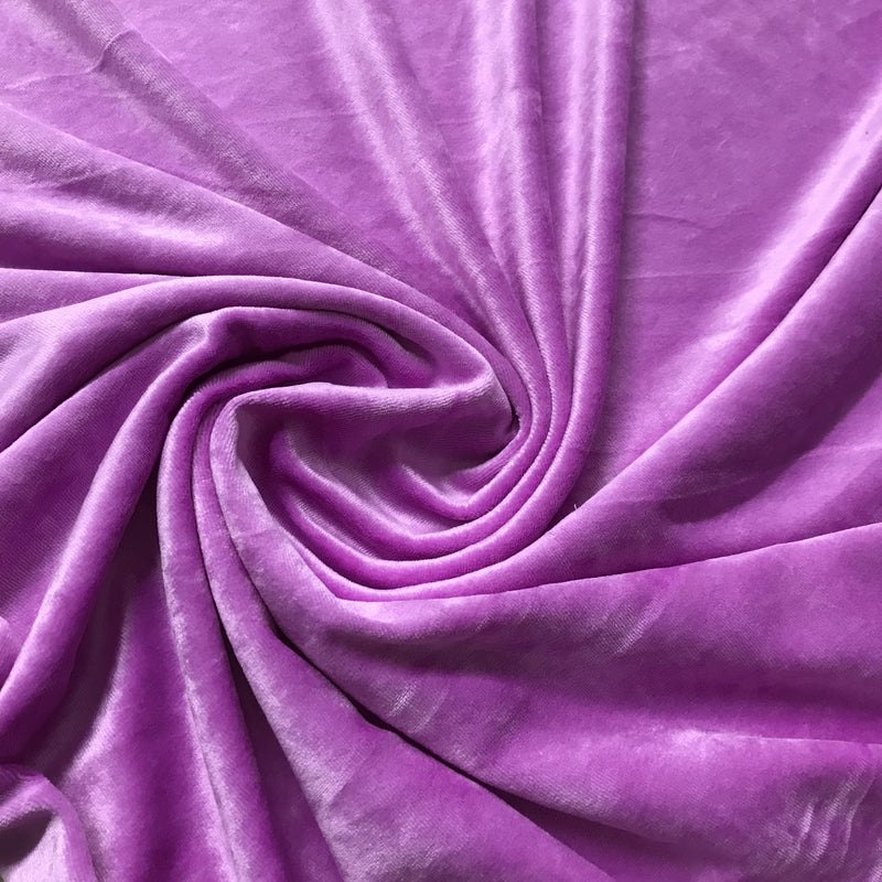 Orchid Bamboo Velour