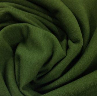 Moss Bamboo Stretch Fleece