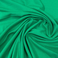 Kelly Green Rayon/Spandex Jersey