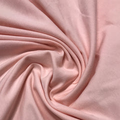 Light Peach Cotton/Spandex Jersey