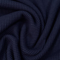 Marine Organic Cotton Thermal - Grown in the USA