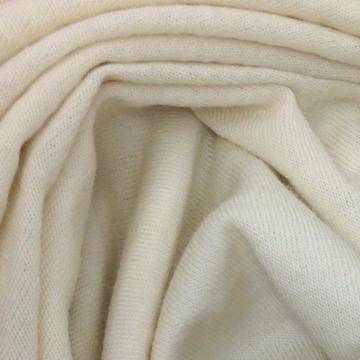97% Organic Merino Wool and 3% Spandex Jersey - Feltable, $26.95/yd - 25 yards