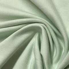 Mint Organic Cotton/Spandex Jersey