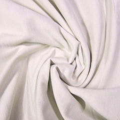 Natural Organic Cotton Interlock - Grown in the USA