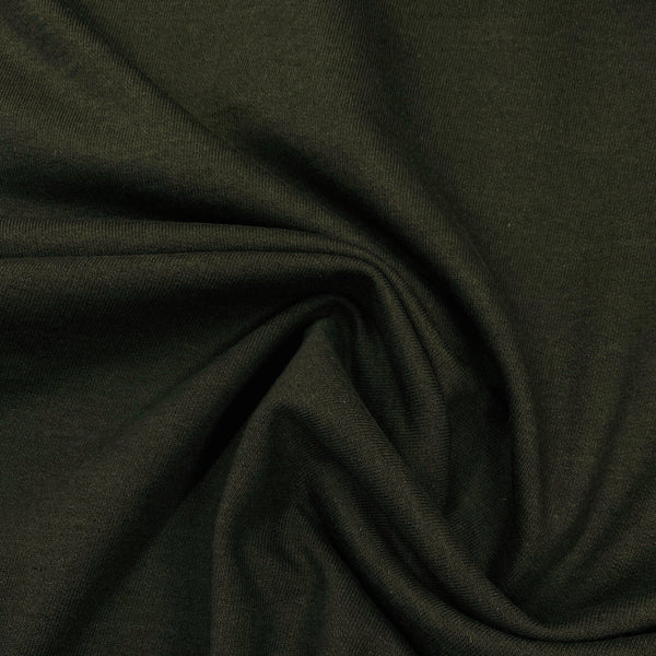 Forest Organic Cotton French Terry - Nature's Fabrics