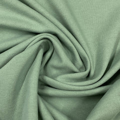 Sage Organic Cotton French Terry - Nature's Fabrics