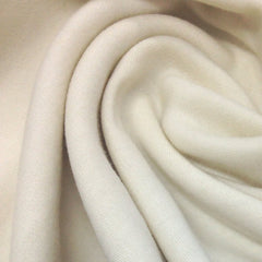 97% Organic Wool 3% Spandex Interlock-Extra Soft Feltable, $36/yd 25 yards
