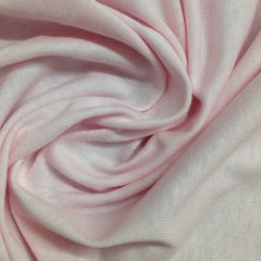 Pink Cotton Jersey