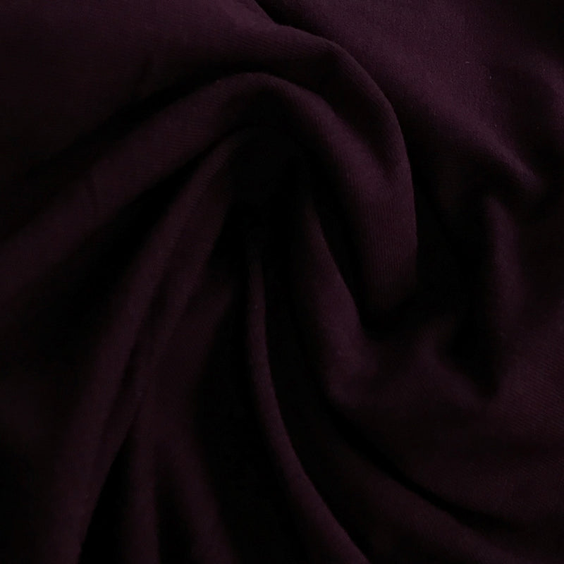 Potent Purple Bamboo/Spandex Jersey - 200 GSM, $8.91/yd - Rolls